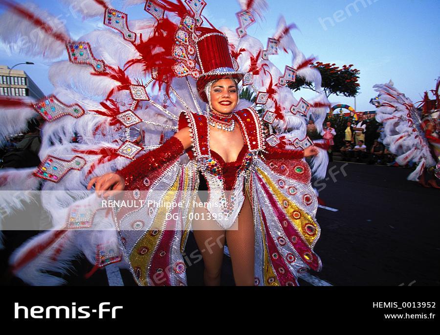 carnaval des iles canaries costumes