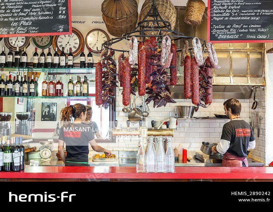 Carte Bordeaux Unesco.Hemis Stock Photo Agency Specialized Travel Tourism Nature And