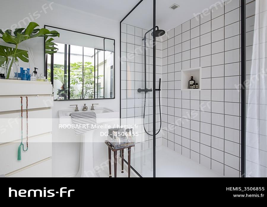 Hemis : Belgique bruxelles loft vintage salle bain douche ...