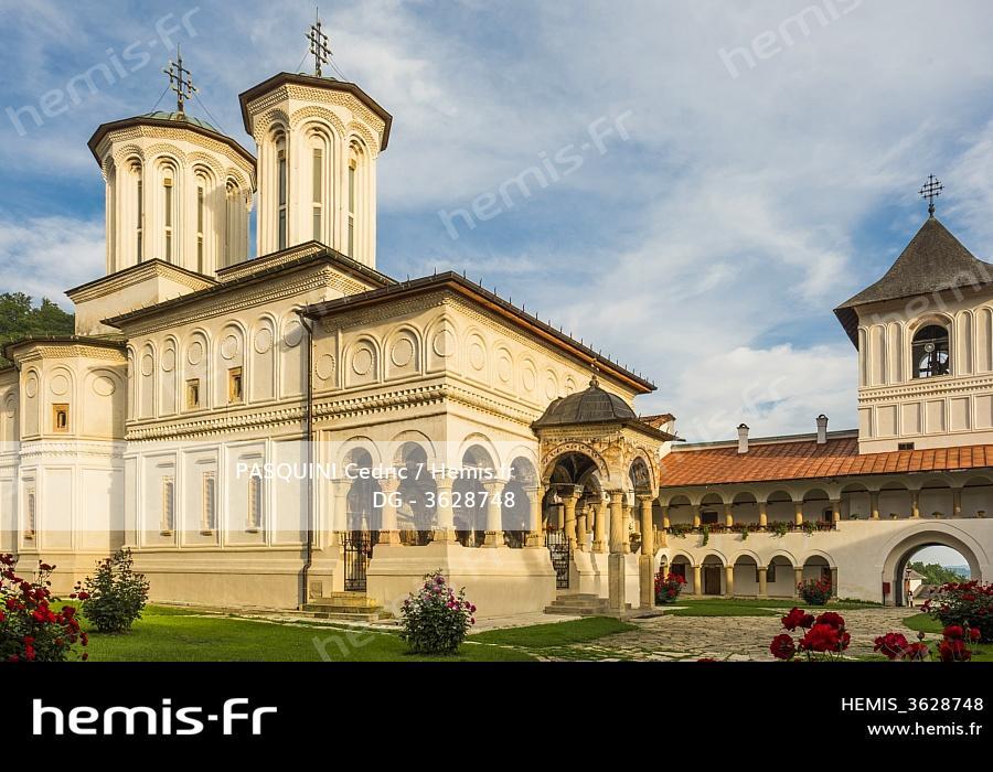 Hemis : Roumanie valachie horezu monastere horezu ete mondiale unesco qualite conservation ...